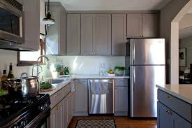Black Stained Kitchen Cabinets Bathroom Prepossessing Gray Kitchen Cabinets Your Design