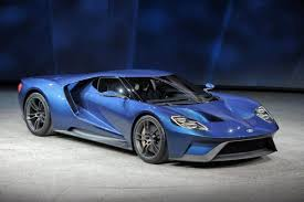 small ford cars new gt supercar is the fastest ford production car ever the