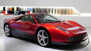 fastest ferrari more one offs from ferrari u0027s special projects division top gear