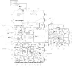 architects floor plans architectural plans insight retreat center