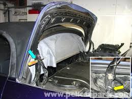 Porsche Boxster Non Convertible - porsche boxster air filter pollen filter replacement 986 987