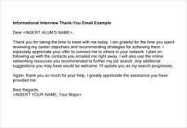 interview thank you email email after an interview sample how to