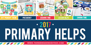 lds org primary manual 2017 lds primary helps the red headed hostess