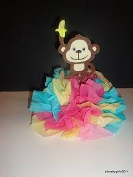 Baby Monkey Centerpieces by 21 Best Jungle Ideas Images On Pinterest Jungle Party Jungles