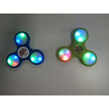 fidget spinner light up blue light up fidget spinner balloon fiesta official merchandise