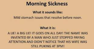 Morning Sickness Meme - 10 most annoying pregnancy terms hahaha morning sickness