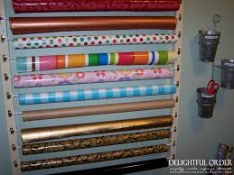 wrapping paper holder delightful order boxes bins baskets and more storage i am