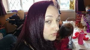 rich cherry hair colour l oréal paris casting crème gloss deep glossy red