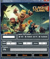 clash of clans hack tool free download unlimited gems cheat ios