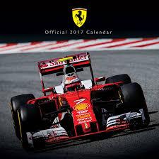 scuderia f1 official calendar f1 2017 accessories