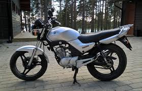 yamaha ybr 125 125 cm 2007 nurmes motorcycle nettimoto