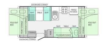 Jayco Caravan Floor Plans Jayco Expanda Poptop 16 49 4 Eastern Caravans