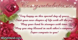 wedding wishes new chapter wedding congratulations page 3