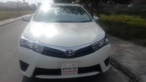 toyota motors japan new toyota corolla buyer given a defective car by indus motors