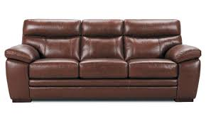 Leather Sleeper Sofas Victor Premium Leather Sleeper Sofa The Dump America S
