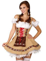 Bavarian Halloween Costumes Favourite Bavarian Austrian Inspired Fancy Dress
