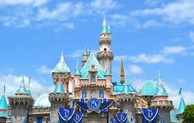 60th anniversary decorations sleeping beauty castle is ready to dazzle elly and caroline s