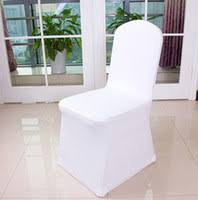 white spandex chair covers wholesale white spandex chair covers buy cheap white spandex