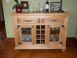 kitchen furniture contemporary sideboard with glass doors and