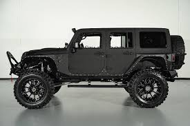 all black jeep ebay find the jeep wrangler road xtreme