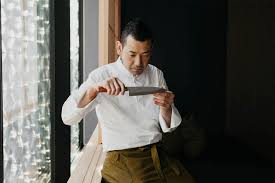 why are japanese knives among the best in the world hoshino