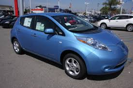 nissan leaf zero down lease out of the blue driving electric a journey