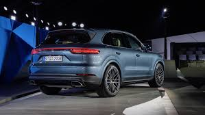 Porsche Cayenne Rims - the new cayenne firmer design and larger wheels