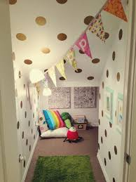 Removable Wall Decals For Nursery by Wall Decal Make Wall Decor More Fun With Polka Dot Wall Decals