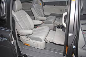 Toyota Sienna Captains Chairs 2011 Toyota Sienna Ltd Review U0026 Test Drive