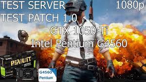 pubg patch pubg test server test patch 1 0 1 pc gtx 1050 ti 4gb gddr5