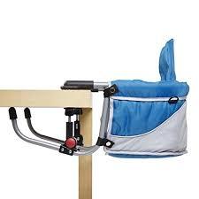 siège table bébé smilebaby chaise de table pour bébé pliable pour la maison ou en