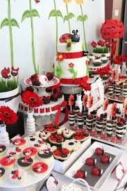 Ladybug Themed Baby Shower Cakes - ladybug cupcakes u2026 lady bug birthday pinterest ladybug cake