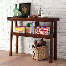 West Elm Console Table by Rustic Acacia Console West Elm Uk