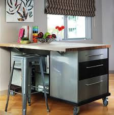 stainless steel movable kitchen island portable kitchen island with pot rack movable kitchen islands