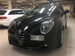 alfa romeo mito coupe 2013 black for sale dyler