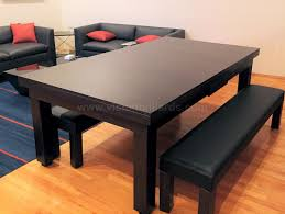 Coffee Table Converts To Dining Table by Stunning Fusion Pool Table And Dining Pictures Design Ideas Tikspor