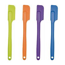 ustensile cuisine maryse demi spatule en silicone monobloc mastrad demi spatule en silicone
