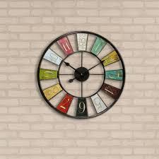 60s Clock Time Is Right For Clocks To Make A Bold Statement U2013 Orange County