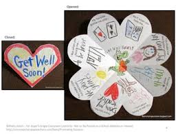 kids get well soon get well soon coloring card for kids to make by promoting success