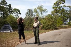 Seeking Npr State Parks Take In Harvey Evacuees Npr
