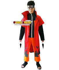 Naruto Halloween Costume Naruto Cosplay Costume Uzumaki Naruto Sage Mode Cloak U2013 Otaku House