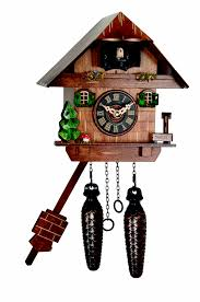 Cuckoo Clock Germany Black Forest Cuckoo Clock Black Forest House 6inch 115 20
