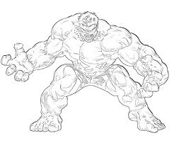 realistic marvel coloring pages hulk 4738 marvel coloring pages
