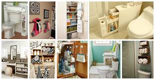 28 bathroom design organization tips for tiny bathrooms hometalk