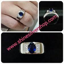 model cincin blue safir cincin cincin cowok cincin blue safir ccc201 www