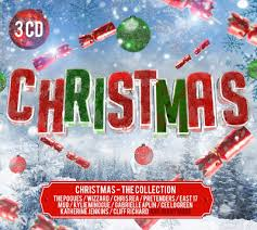 christmas cd various artists christmas the collection cd album hmv store