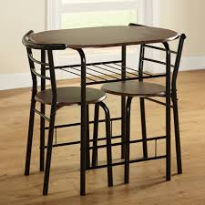 Bar Stool And Table Sets 3 Piece Bistro Set Multiple Colors Walmart Com