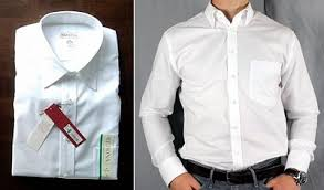 the white dress shirt hierarchy