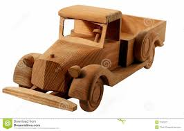 wooden car old wooden car stock photography image 1761072