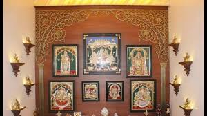 latest pooja room designs sj u0027s world youtube
